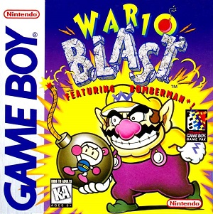 Wario Blast Featuring Bomberman! facts