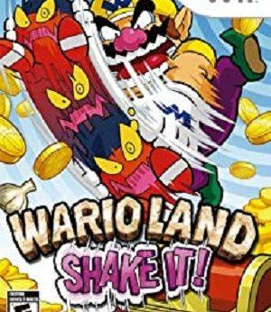 Wario Land Shake It! facts