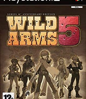 Wild Arms 5 facts