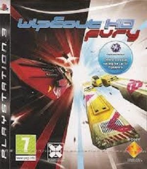 Wipeout HD facts
