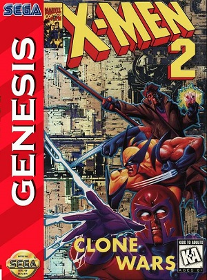 X-Men 2 Clone Wars facts