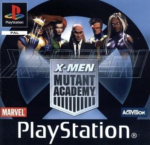 X-Men Mutant Academy facts