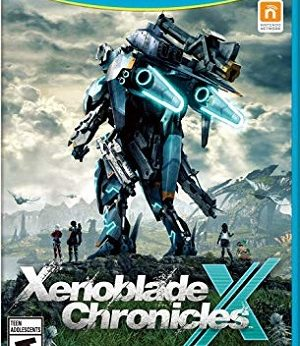 Xenoblade Chronicles X facts