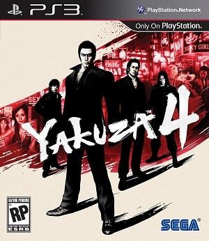 Yakuza 4 facts
