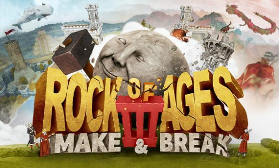 Rock of Ages 3 Make & Break stats facts