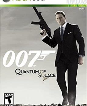 007 Quantum of Solace facts and statistics