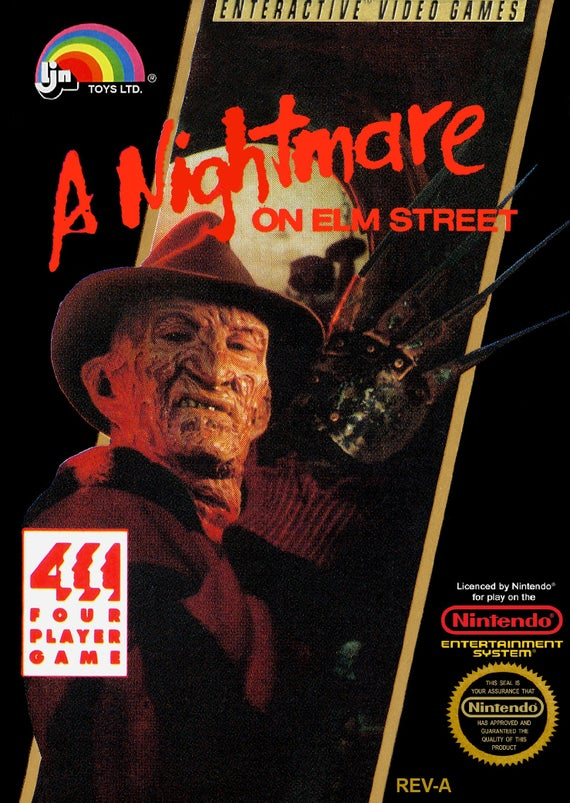 A Nightmare on Elm Street facts and statistics