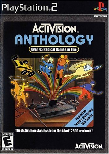 Activision Anthology facts and statistics