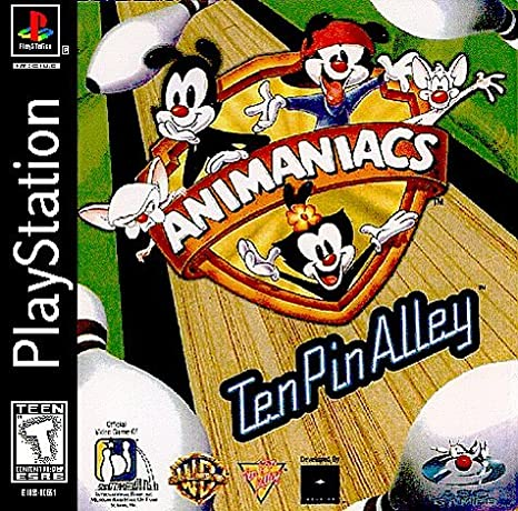 Animaniacs Ten Pin Alley facts and statistics