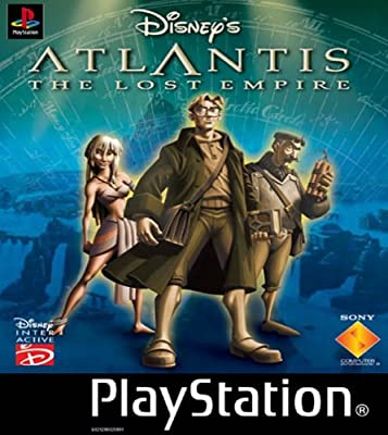 Atlantis The Lost Empire facts and statistics