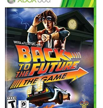 Back to the Future The Game facts and statistics