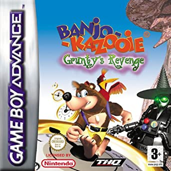 Banjo-Kazooie Grunty's Revenge facts and statistics