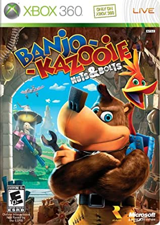 Banjo-Kazooie Nuts & Bolts facts and statistics