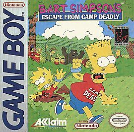 Bart Simpson's Escape from Camp Deadly facts and statistics