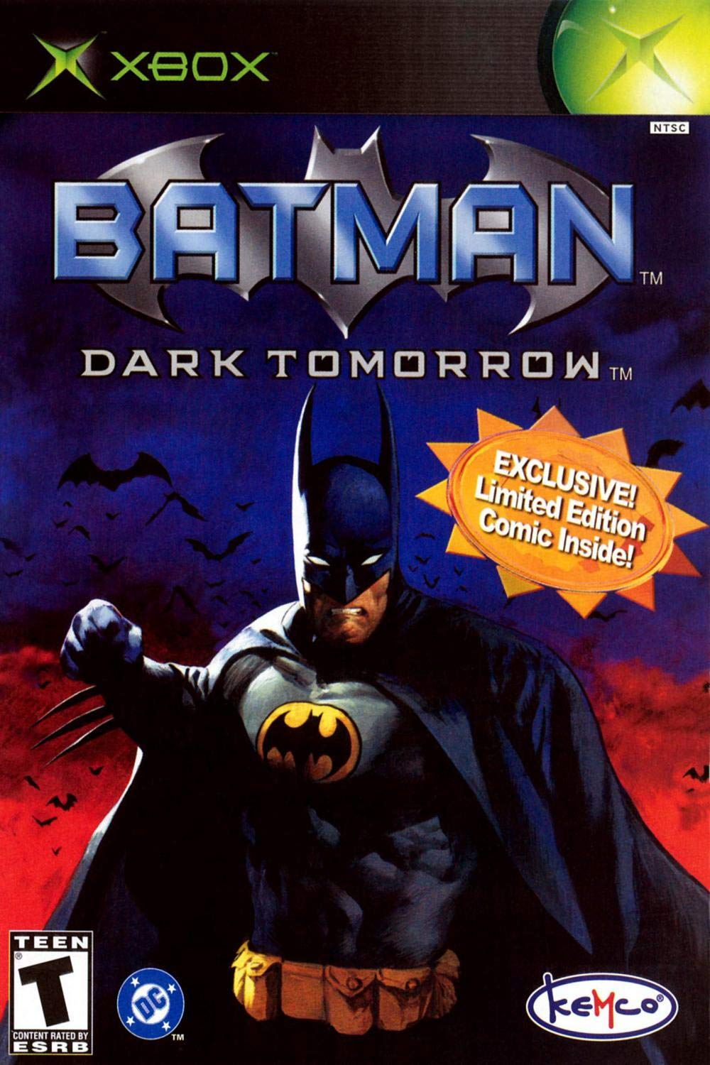 Batman Dark Tomorrow facts and statistics