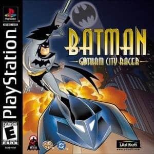 Batman Gotham City Racer facts and statistics