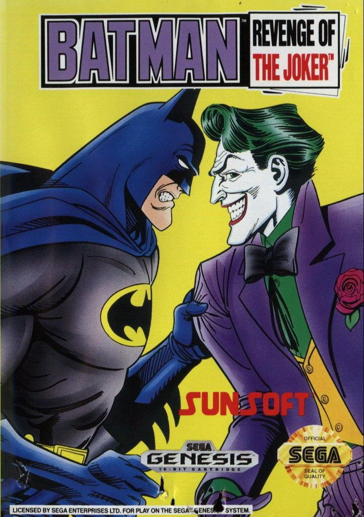 Batman Revenge of the Joker facts and statistics