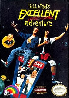 Bill & Ted's Excellent Video Game Adventure facts and statistics