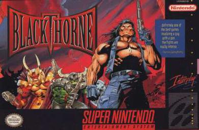 Blackthorne facts and statistics