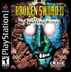 Broken Sword II The Smoking Mirror facts and statistics