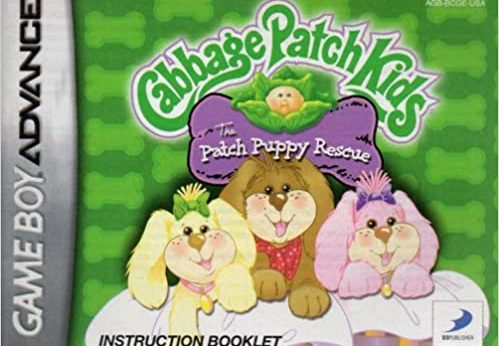 Cabbage Patch Kids The Patch Puppy Rescue facts and statistics