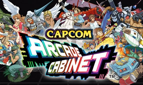 Capcom Arcade Cabinet facts and statistics
