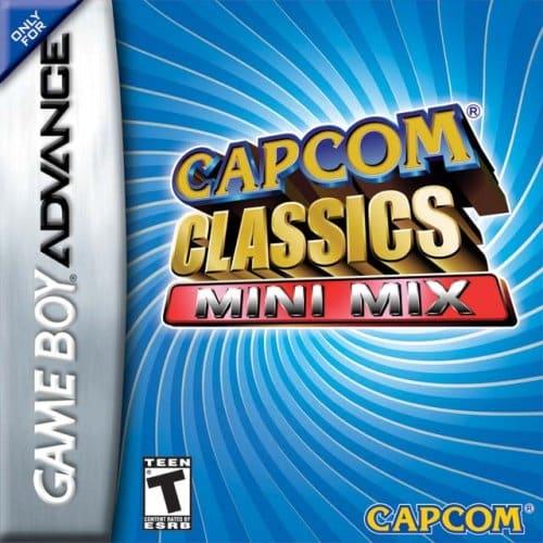 Capcom Classics Mini-Mix facts and statistics