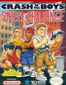 Crash 'n the Boys Street Challenge facts and statistics