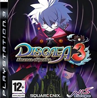 Disgaea 3 Absence of Justice facts and statistics