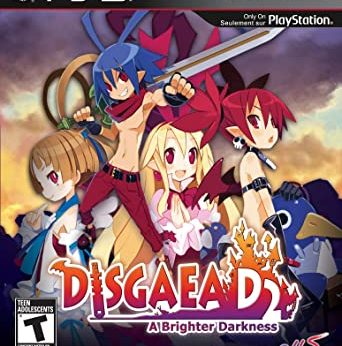 Disgaea D2 A Brighter Darkness facts and statistics