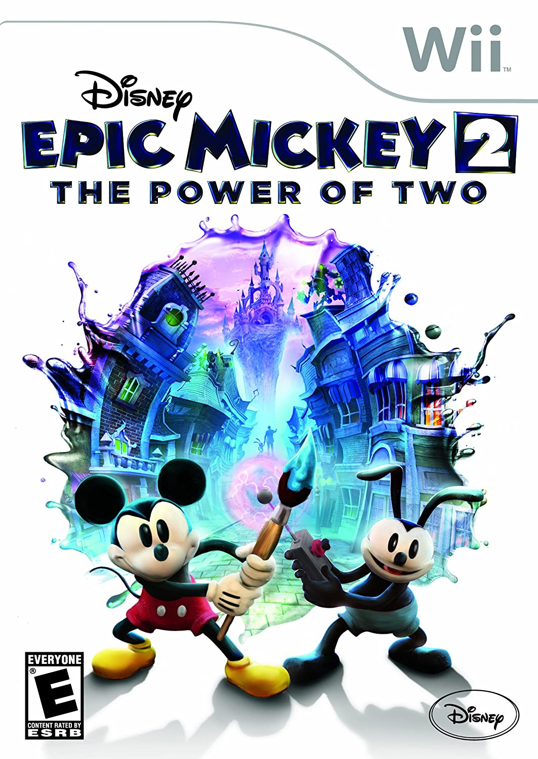 Disney Epic Mickey 2 The Power of Two facts and statistics