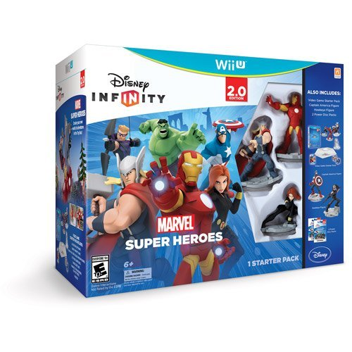 Disney Infinity Marvel Super Heroes facts and statistics