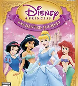 Disney Princess Enchanted Journey facts and statistics