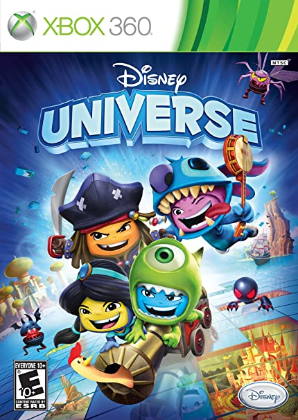 Disney Universe facts statistics
