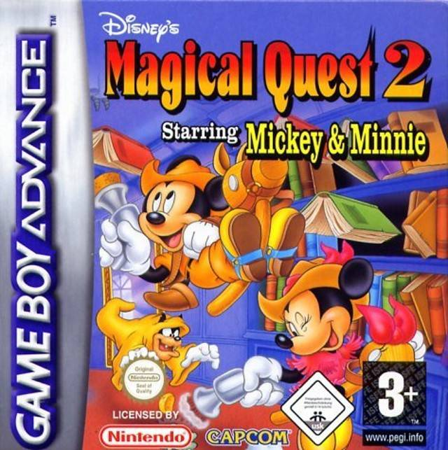 Disney's Magical Quest 2 Starring Mickey & Minnie facts and statistics