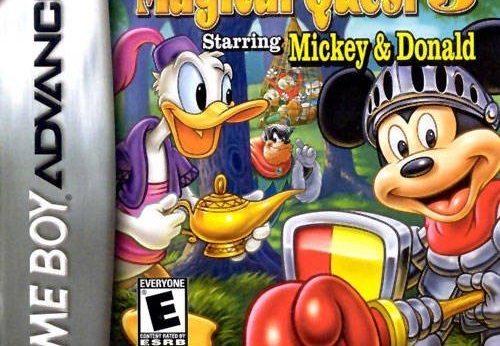 Disney's Magical Quest 3 Starring Mickey & Minnie facts and statistics