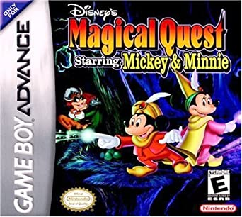 Disney's Magical Quest Starring Mickey & Minnie facts and statistics