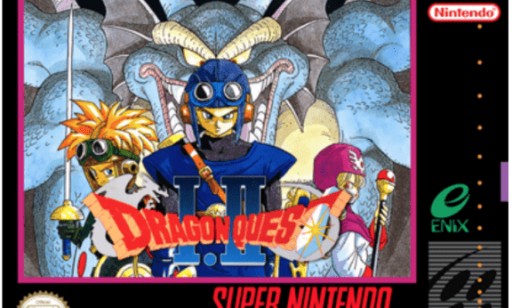 Dragon Quest II facts and statistics