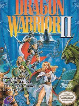 Dragon Warrior II facts and statistics