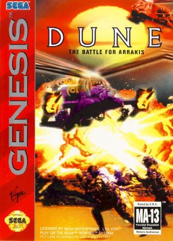 Dune The Battle For Arrakis facts and statistics