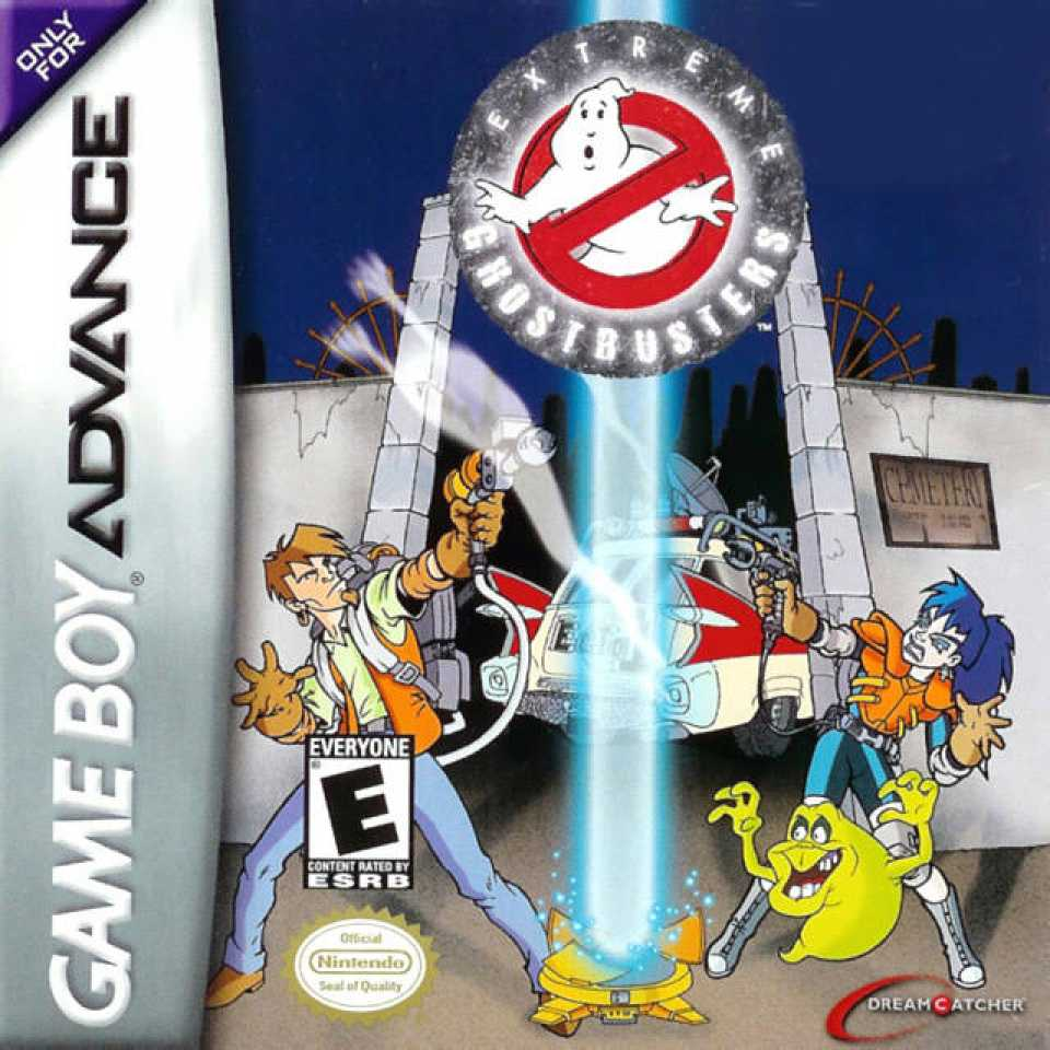 Extreme Ghostbusters Code Ecto-1 facts and statistics