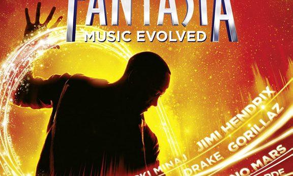 Fantasia Music Evolved facts statistics