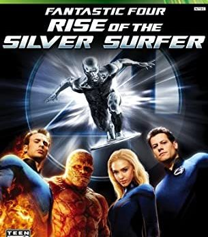 Fantastic Four Rise of the Silver Surfer facts statistics