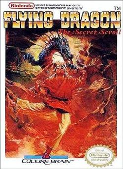 Flying Dragon The Secret Scroll facts and statistics
