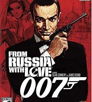 From Russia with Love facts and statistics