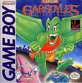 Gargoyle's Quest Ghosts 'n Goblins facts and statistics