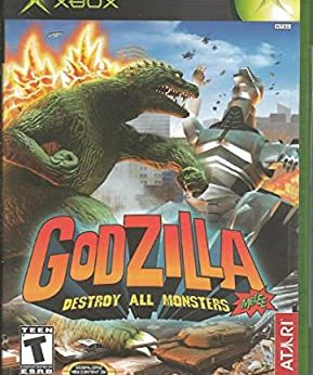 Godzilla Destroy All Monsters Melee facts and statistics