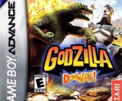 Godzilla Domination! facts and statistics