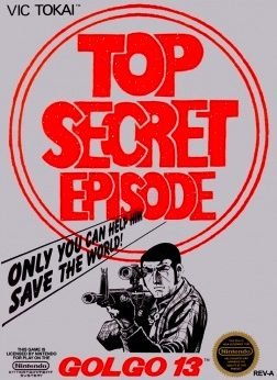 Golgo 13 Top Secret Episode facts and statistics