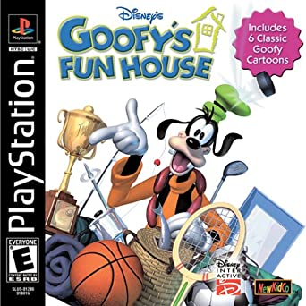 Goofy's Fun House facts and statistics